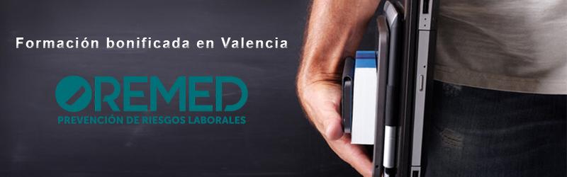 Formación bonificada Valencia