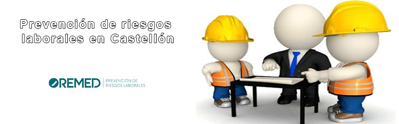 Prevención de riesgos laborales Castellón