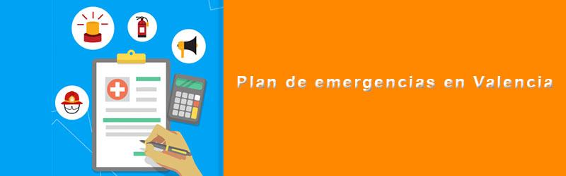 Plan de emergencias Valencia