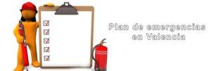 Plan de emergencias en Valencia