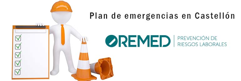 Plan de emergencias en Castellón
